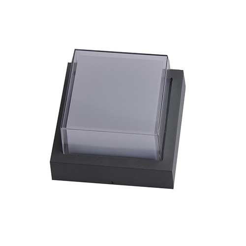 10W Square LED Wall Light-604