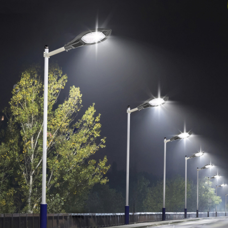 60W LED STREETLIGHT-AMBER