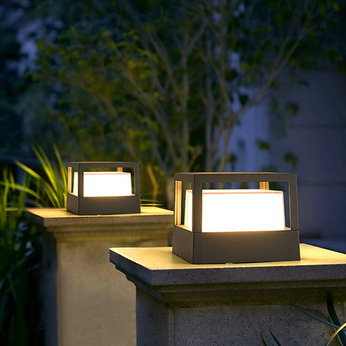 12W LED Lawn Light-818