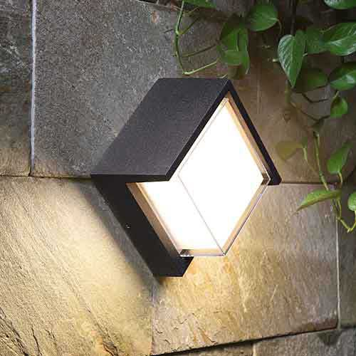 10W Square LED Wall Light-602